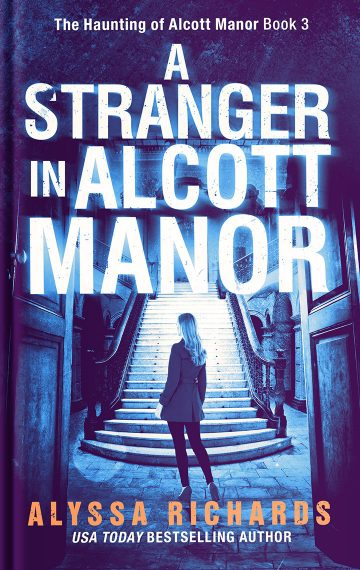 A Stranger in Alcott Manor